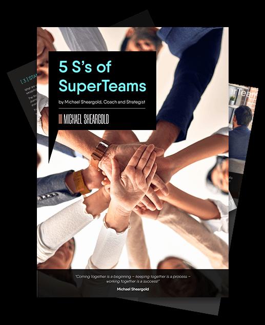 5 S of SuperTeams